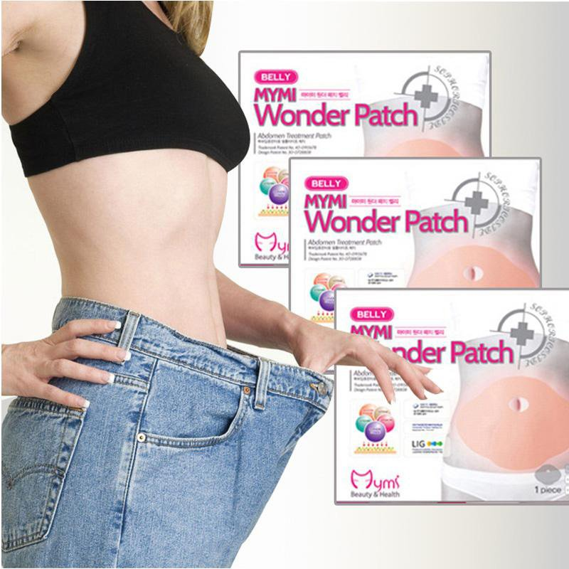 Belly Fat Burning Patch -weight loss (5 Pcs)