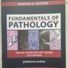 Pathoma 2021 Fundamentals of Pathology by Hussain A. Sattar [Paperback&videos)