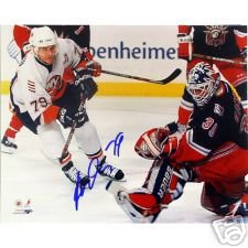Alexi Yashin Autographed 8x10 from Steiner Sports