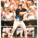 JASON GIAMBI AUTOGRAPHED 16X20 PHOTO (ASI)