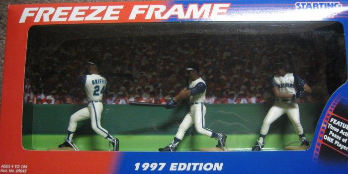 1997 Ken Griffey Jr. Starting Lineup Freeze Frame