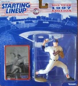 1997 Nolan Ryan Starting Lineup Suns Collectors Club