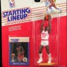 1988 Michael Jordan Chicago Bulls Starting Lineup