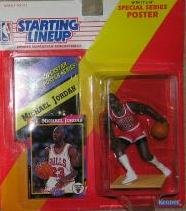 1992 MICHAEL JORDAN Regular STARTING LINEUP