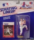 1988 Roger Clemens Starting Lineup Rookie Piece