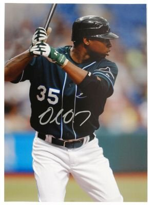 Delmon YOUNG SIGNED 16X20 PHOTO (ASI)