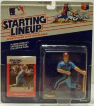 1988 Mike Schmidt Starting Lineup