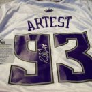 Ron Artest Signed Replica Jersey (GAI)