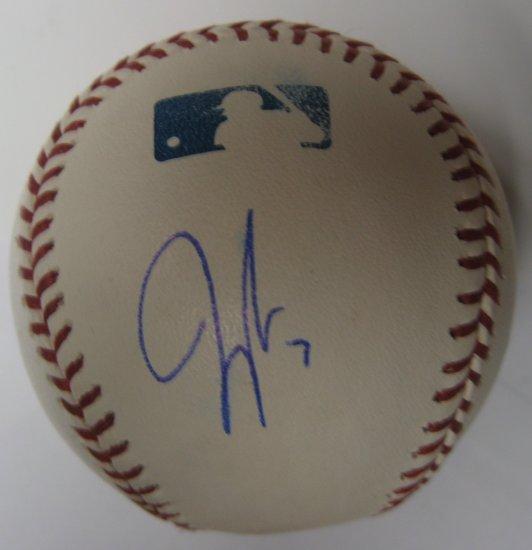 Jeff Francoeur Signed Official Major League Baseball