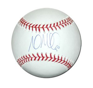 Andrew Miller Signed Official Major League Baseball (Just Minors)