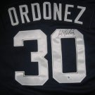 MAGGLIO ORDONEZ TIGERS SIGNED SEWN NIKE JERSEY (GAI)