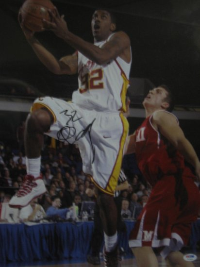 O.J. Mayo Signed 16x20 USC Photo (PSA/DNA)