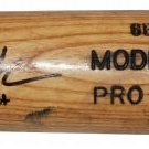 CURTIS GRANDERSON SIGNED GAME USED PRO STOCK BAT (ASI)