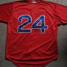 Manny Ramirez Signed Authentic Red Sox Jersey (GAI)