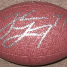 Jake Long Miami Dolphins Signed Wilson Football (GAI)