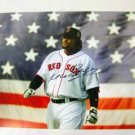 Manny Ramirez Signed Red Sox 16x20 Photo (Elite)