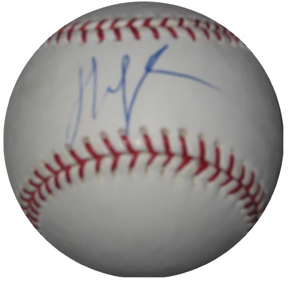 JOSH WILLINGHAM SIGNED Official MAJOR LEAGUE BASEBALL