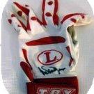Adam Dunn Signed Game Used Batting Glove (ELITE)