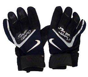 Jason Bartlett Signed Pair of Games Used Batting Gloves 07 (ELITE)