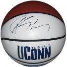 Rudy Gay Signed Uconn Huskies Basketball
