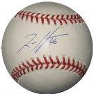 Rich Harden Signed Official Major League Baseball (Tristar)