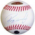 Roy Oswalt Signed Official Texas League Baseball(MLB Holo)