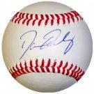 Damian Easley Signed Trump Signature Series Baseball