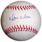 Moises Alou Signed Official Major League Baseball (GAI)