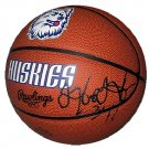 Hasheem Thabeet Signed UConn Huskies Basketball