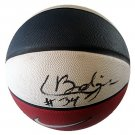 Chase Buddinger Signed Nike Basketball  - Arizona Wildcats