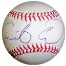 Fausto Carmona Signed Official Major League Baseball (ELITE)