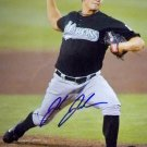 Josh Johnson Signed 8x10 Photo (Tristar)