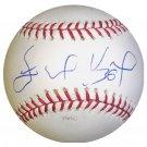 Edison Volquez Signed Replica Official Major League Baseball