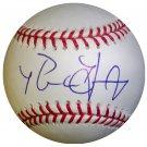 Pedro Alvarez Signed Official Major League Baseball (JSA)