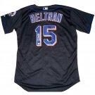 Carlos Beltran Signed Majestic On-Field New York Mets Jersey (GAI)
