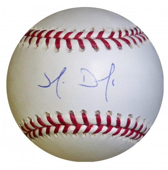 John Danks Signed Official Major League Baseball (Tristar & MLB)