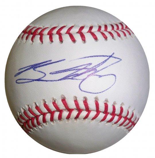 Brian Matsuz Signed Official Major League Baseball (PSA/DNA Rookie Ball)
