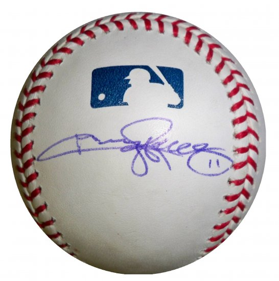 Jimmy Rollins Signed Official Major League Baseball (JSA)
