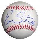 Ervin Santana Signed Official Major League Baseball