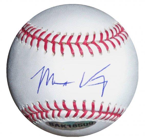 Matt Kemp Signed Official Major League Baseball (UDA & MLB)
