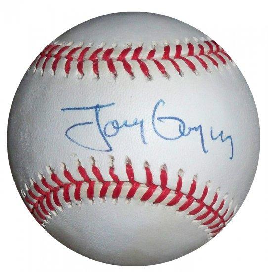 Tony Gwynn Signed Official National League Baseball (JSA)