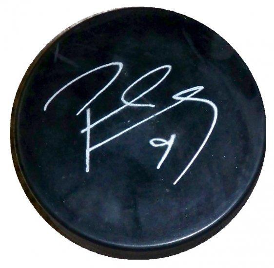 Pascal Dupuis Signed Puck