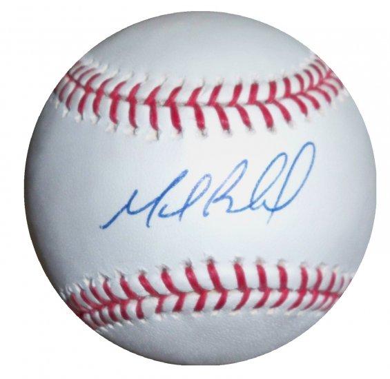 Mark Buehrle Signed Official Major League Baseball