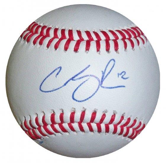 Cody Ross Signed Trump Signature Series Baseball