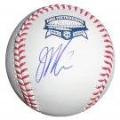 Joe Mauer Signed Official Final Season Baseball (GAI)