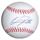 Ubaldo Jimenez Signed Official Major League Baseball (GAI)