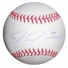 Ike Davis Signed Official Major League Baseball (Steiner)