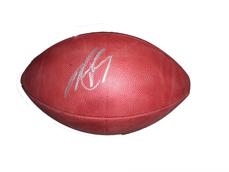 Michael Vick Signed Football (JSA)
