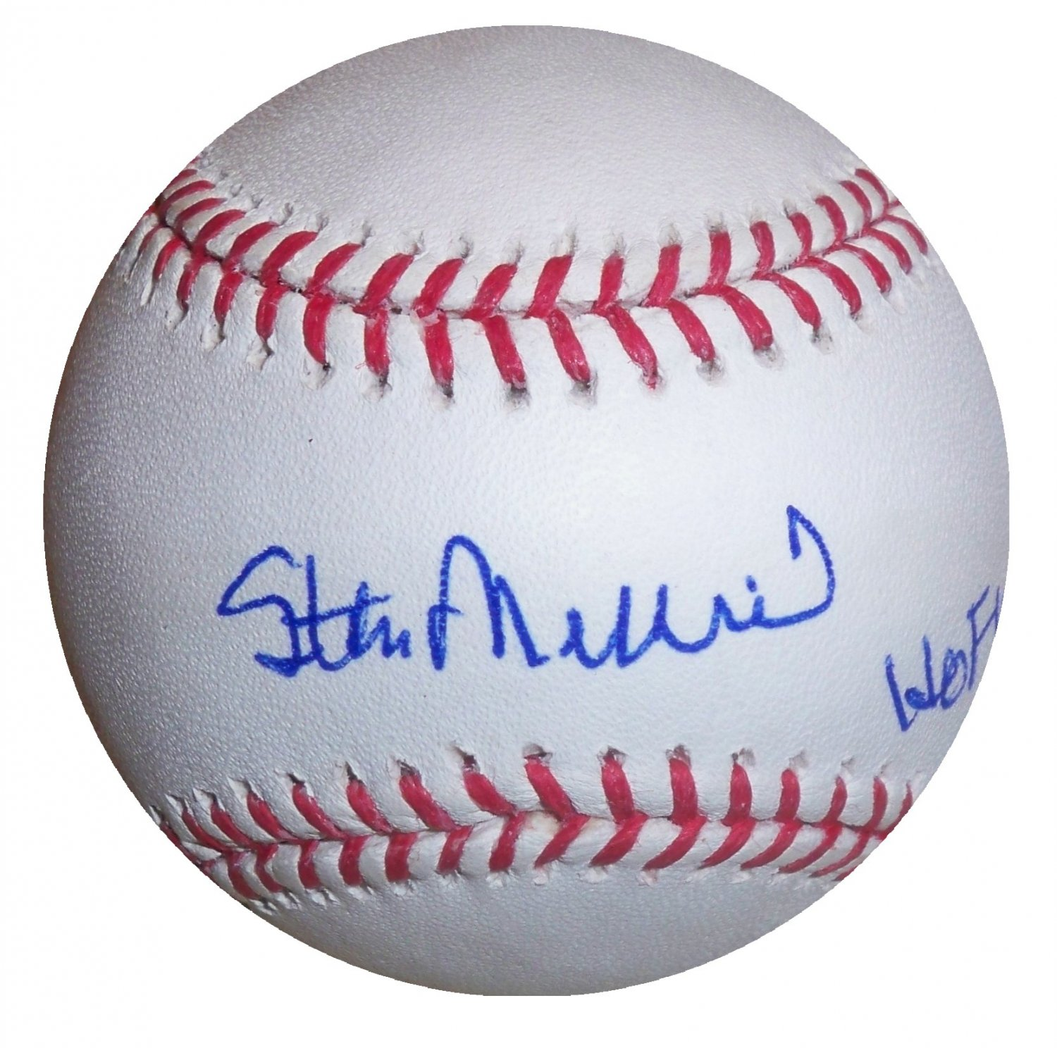Stan Musial Signed Official Major League Baseball (PSA/DNA)
