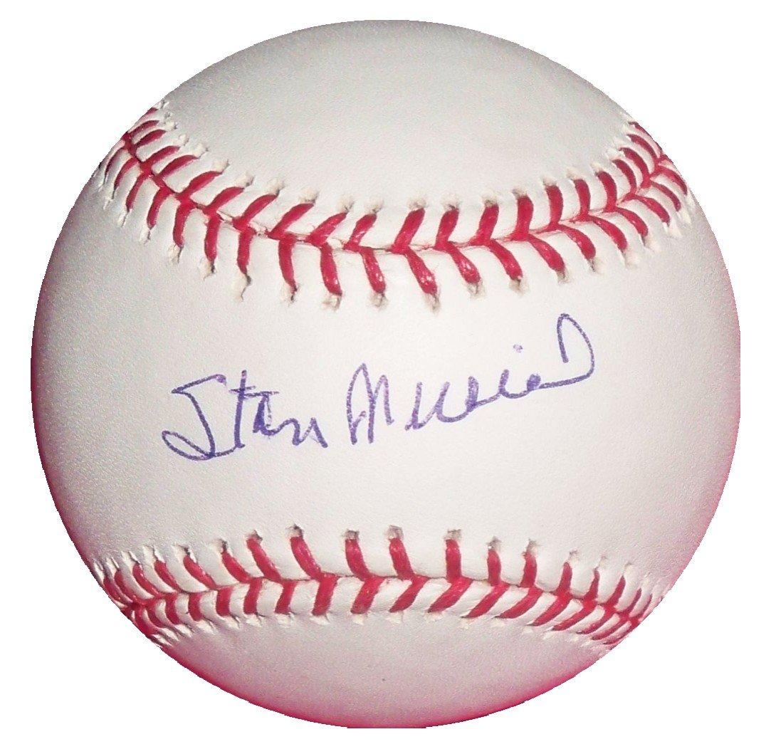 Stan Musial Signed Official Major League Baseball (PSA/DNA)